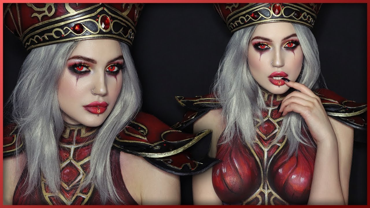 Sally Whitemane Hots