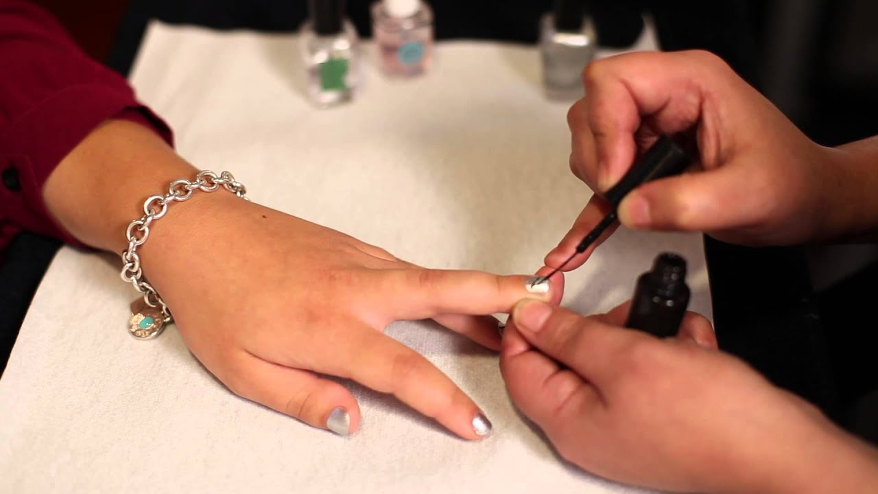 How to Do Crack Nail Polish Without the Crack Nail Polish : Nail ...