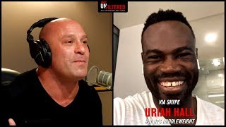 Uriah Hall Talks About Win Over Antonio Carlos Junior | Unfiltered Podcast