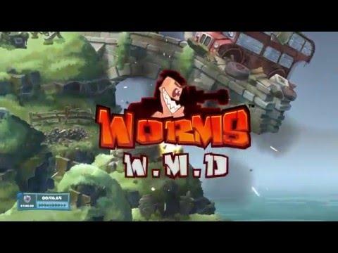 Worms W.M.D Sneak Peek #3