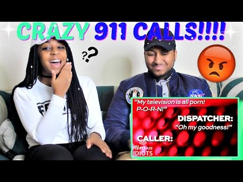 TOP DUMBEST 911 CALLS OF ALL TIME!!! REACTION!!