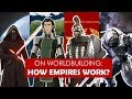 On worldbuilding how do empires work fire nation l roman l mongols part 1 mp3
