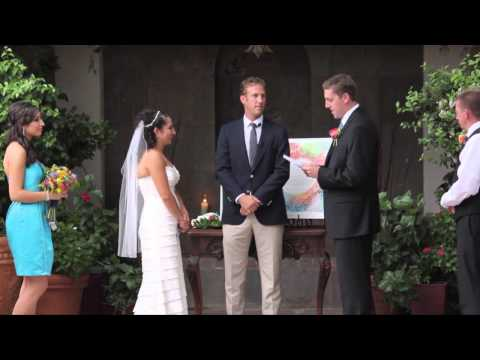 Tucson Wedding Videographer sample weddings at Stillwell house-Z Mansion
