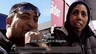 Mirolyuba Benatova - How do you become successful beggar in Sweden - part III