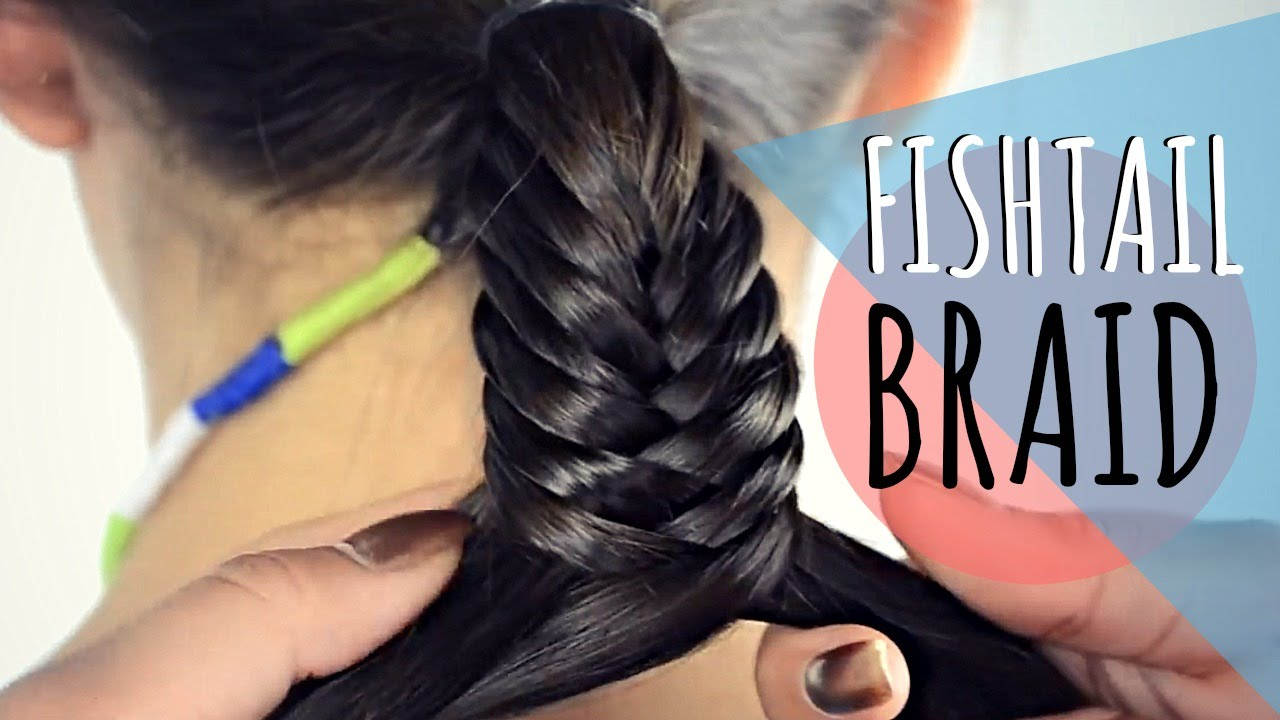 Fishtail braid / Trenz...