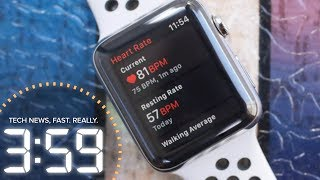 We grade the iPhone 8 and Apple Watch (The 3:59, Ep. 287)