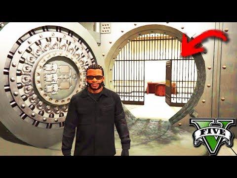 GTA V: BRASIL ROLEPLAY - ENTREI NO COFRE do BANCO CENTRAL!!! #101