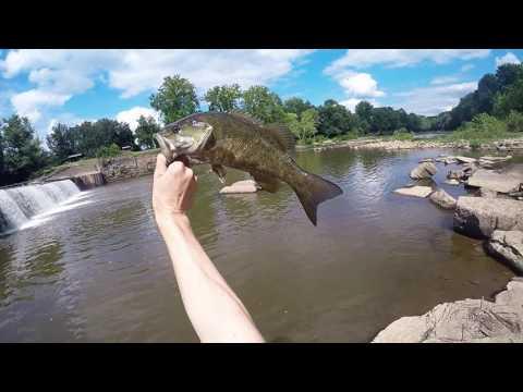 Fishing At Wells Lock