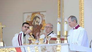 Đức Thánh Cha dâng Lễ tại quê hương Cha Thánh Piô, 17.03.2018