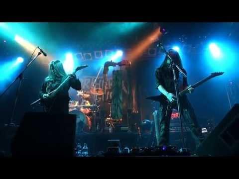 Complete concert - NORTHERN PLAGUE (Berlin 2015) HD
