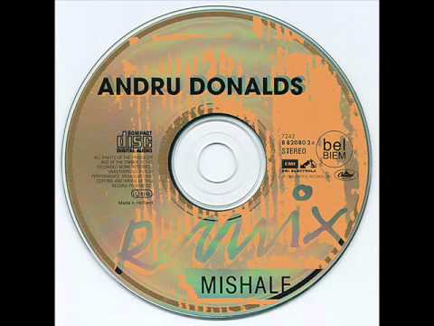 Andru Donalds - Mishale (Extended Pop Club...