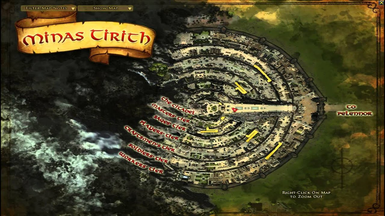 lotro how to find chapter i dropped