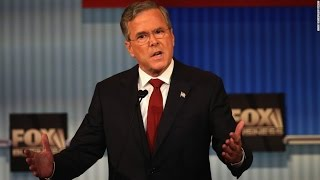 Jeb Bush Fears Lack Of U.S. Militarism Will Hurt The Economy
