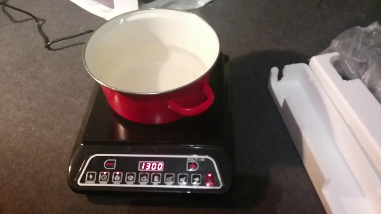 Видеообзор электрической плиты Gorenje EC51102AW с экспертом «М .