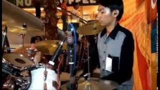 Istana Musik (dave weckl) - drum cover