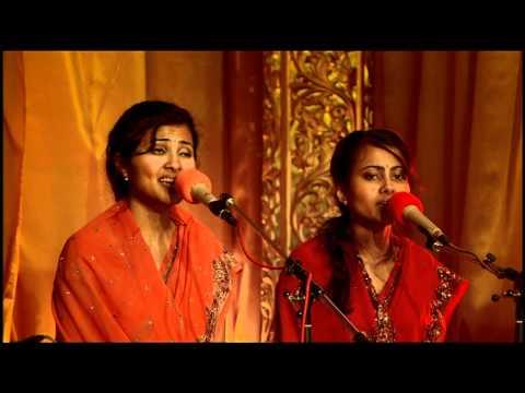 MERU Concert - Vidya and Vandana Iyer Live - Nee Nenaidal