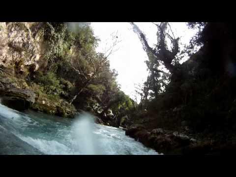Hydrospeed Lousios-Alfeios Trekking Hellas