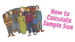 How to determine tнe Sample Size?