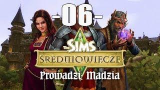 The Sims Średniowiecze #06 - Wielebny Tomasz i Krabi Bandyta
