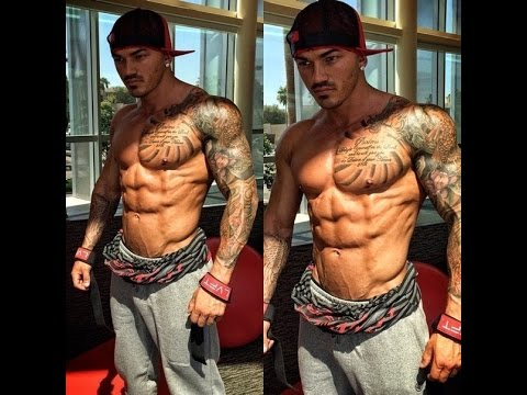 Devin Physique From Shredz : These Gains Are Adobe !!! Photoshop