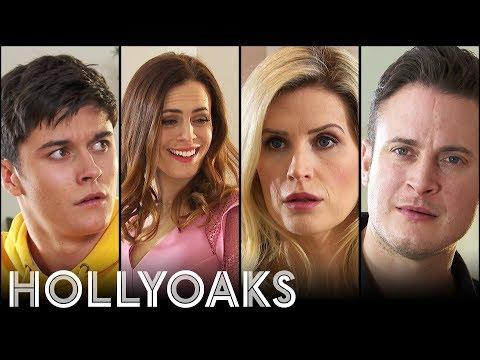 Hollyoaks: Scarlett Causes A Stir