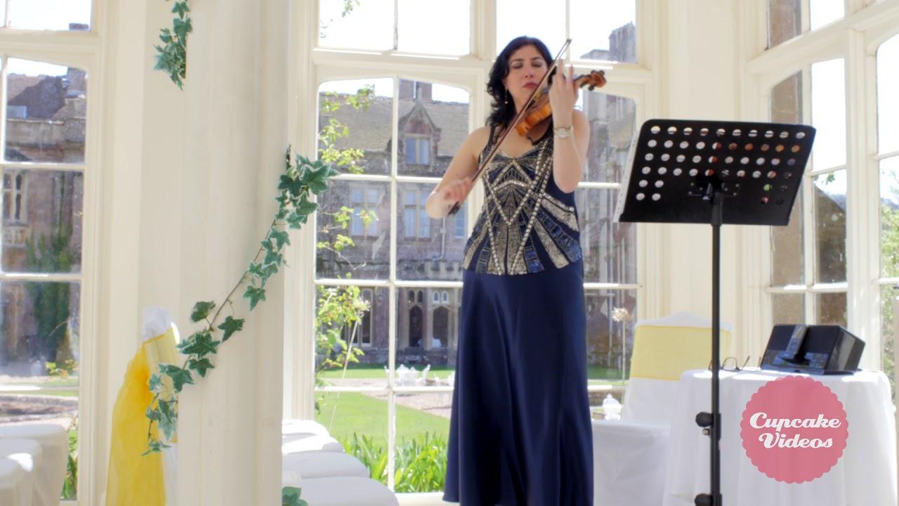 Tamilla Thomas-The Violin Expert   Last Minute Musicians