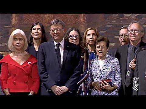 Acte institucional del dia de la Comunitat Valenciana, 9 d´octubre.