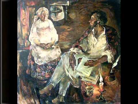 Пушкин Няне.wmv