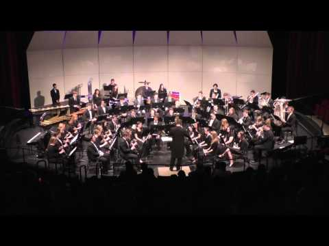 NC State Wind Ensemble: Tempered Steel and Do Not Go Gentle Into That Good Night 2016