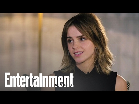 Thumbnail: Emma Watson Responds To Claims That Belle Has Stockholm Syndrome | Entertainment Weekly
