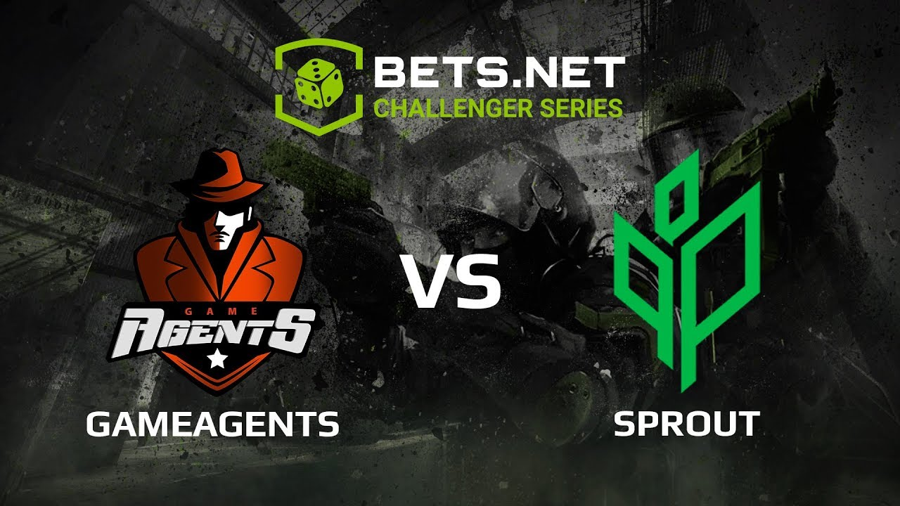 [EN] GameAgents vs Sprout, Bets.net Challanger Series
