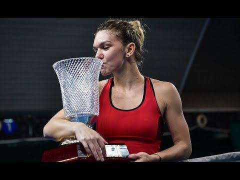 Simona Halep wins Shenzhen Open from Katerina Siniakova