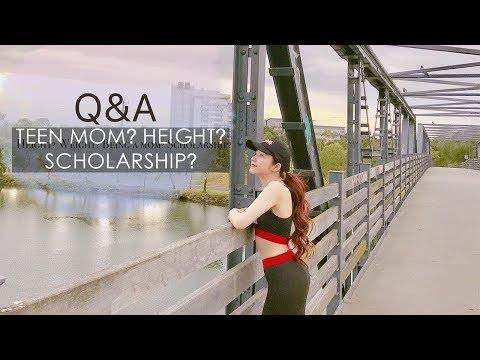 Q&A: Chiều cao? Cân nặng? Làm mẹ? Học bổng? etc