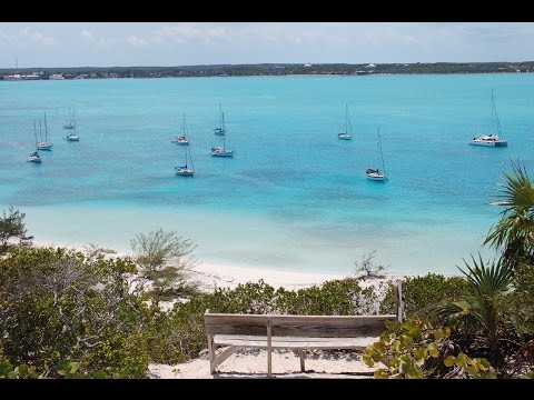Stocking Island, Exuma Bahamas 2016