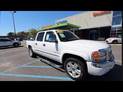 Denali Truck For Sale >> 2005 Gmc Sierra Denali For Sale Condition Review At Stokes Mazda 1 16 17