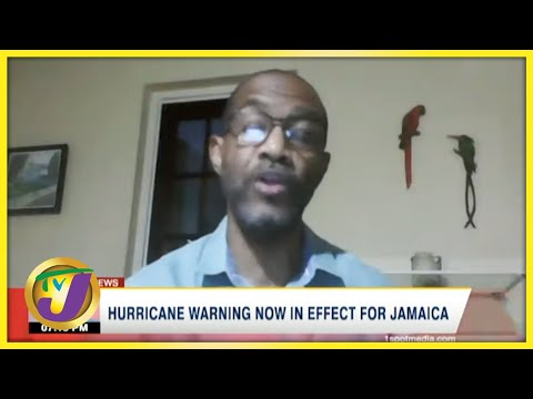 Jamaica Hurricane Warning | TVJ News - July 2 2021