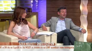 L.L. Junior sértődötten távozott a Mokka stúdiójából ... - 2015.04.15. - tv2.hu/mokka
