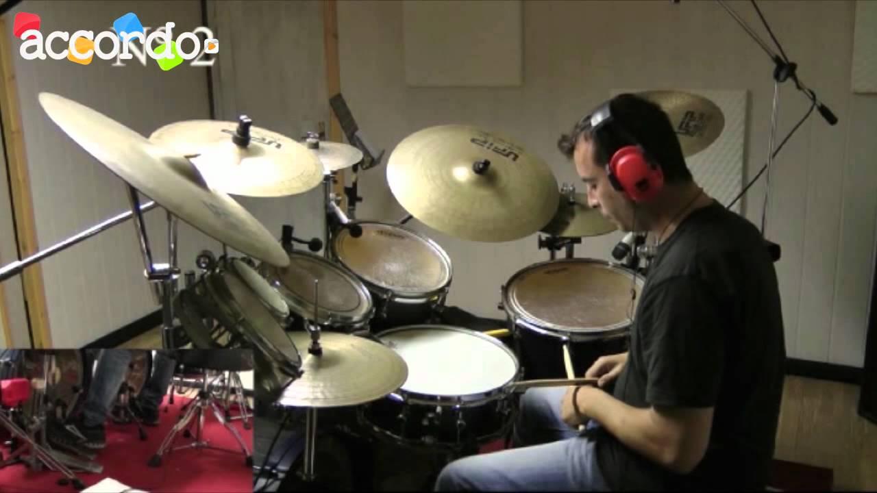 Latin Jazz Drum 105