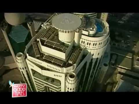 Luxury holiday in Dubai