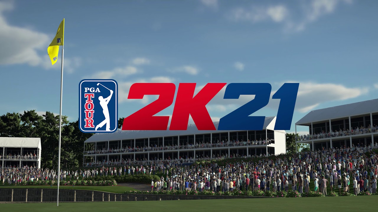 PGA Tour 2K21 - Teaser Trailer