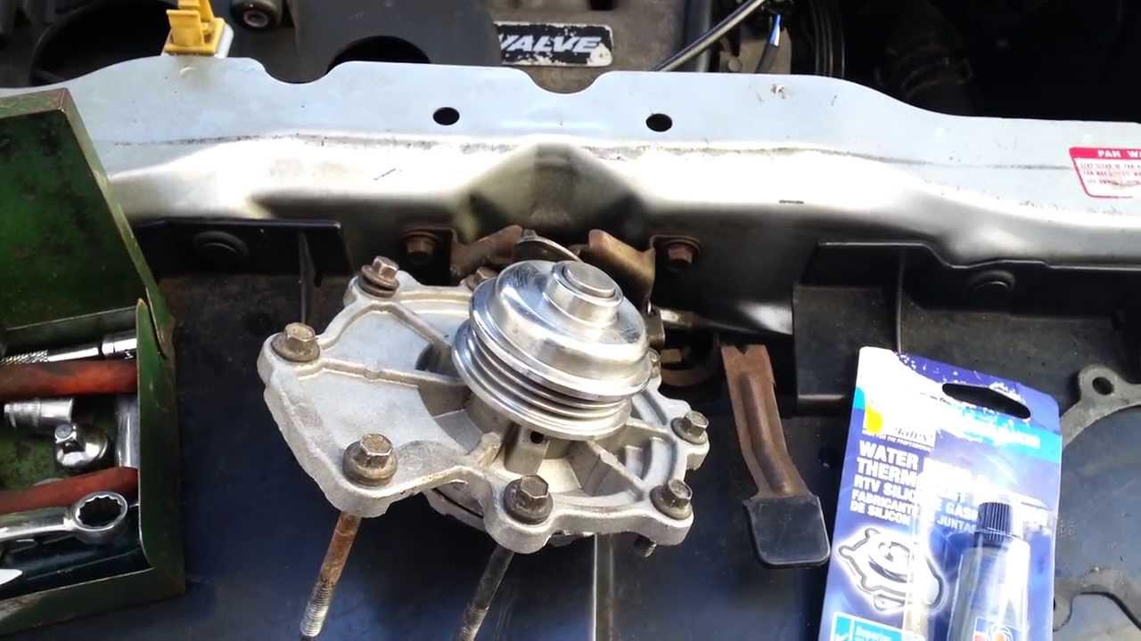 Maxresdefault on Mazda Mpv Water Pump