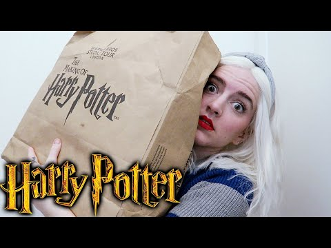 HUGE Harry Potter Haul 2020 | Warner Bros. Studio Tour London