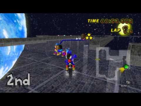 Mario Kart Wii - I beat a FTW hacker on Wiimmfi!