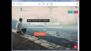 Make responsive sites! - Amazing Mobile Website Builder thumbnail