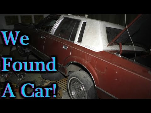Abandoned House - They Left Their Entire Life Behind - Even The Car!