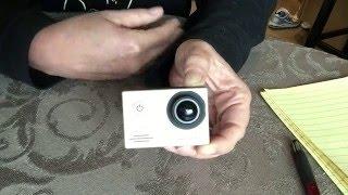 DBpower Wifi Action Camera   ex5000