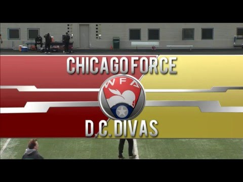 Chicago Force Vs. D.C. Divas Live from Lane Stadium