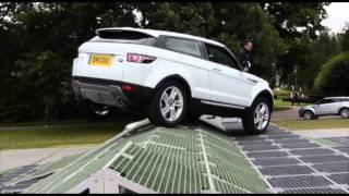 Range Rover Evoque testdrive - Bilcentret Peer Glad