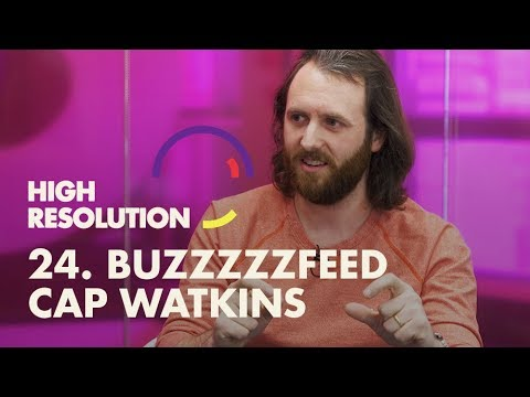 #24: Buzzfeed's VP Design, Cap Watkins, on effective management and company culture that empowers