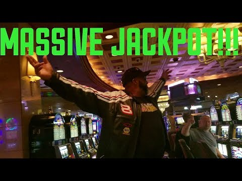 | MASSIVE HANDPAY JACKPOT |  LIVE PLAY- CALLING OUT BOTH JACKPOTS BEFORE THEY HIT!!!